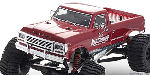 Price comparison product image Kyosho 33153B Mad Crusher GP-Mt 4WD Nitro Monster Truck