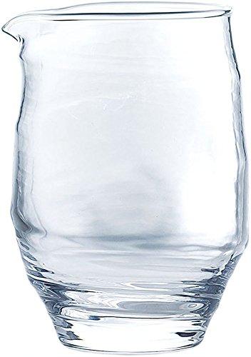 東洋佐々木ガラス 冷酒カラフェ クリア 435ml 片口 大 日本製 食洗機対応 B-40602-JAN
