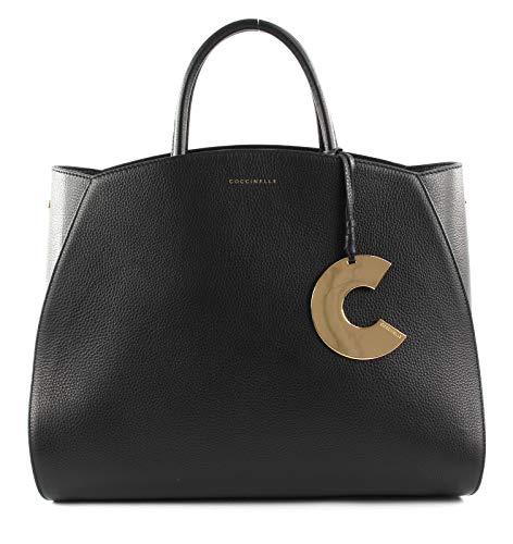 Coccinelle Concrete Handtasche schwarz