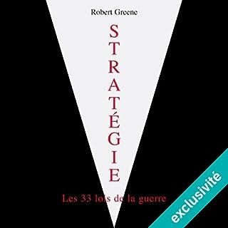 Stratégie, les 33 lois de la guerre cover art