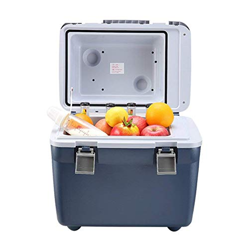 AYDQC Refrigerador de Coches, Nevera pequeña Refrigeramiento Calefacción de calefacción Coche Dual Calentador 20L Mini refrigerador Universal-A fengong (Color : A)
