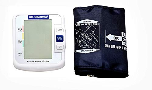 DR GRANMED Blood Pressure Smart Plus BP Monitor