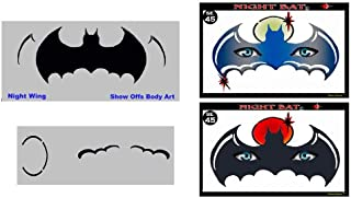 Best batman mask stencil Reviews