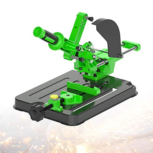 EFGS Tool Stand Adjust the Lock Knob,angle grinder Tool Large Size Protective Cover,angle Grinder Bracket High-strength Spring