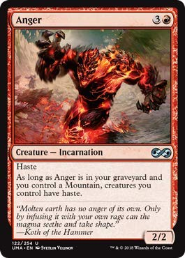 Magic: The Gathering - Anger - Ultimate Masters - Uncommon