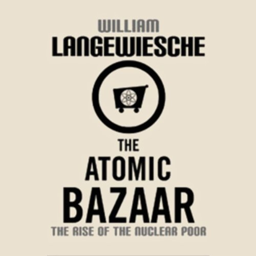The Atomic Bazaar audiobook cover art