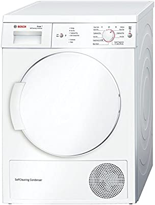Bosch WTW84161GB Maxx Freestanding Condenser Dryer with Heat Pump