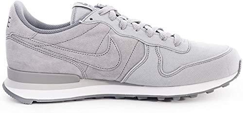 Nike Herren Internationalist PRM Fitnessschuhe, Grau (Gris), 42 EU