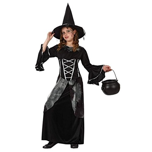 Atosa Revêtement sorcière Fille, Taille : 104