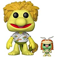 Funko Pop!-15044 Fraggle Rock Wembley w/Doozer Figura de Vinilo, Multicolor, 10 cm