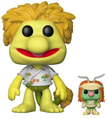 Funko 15044 POP Vinyl Fraggle Rock Wembley with Cotterpin