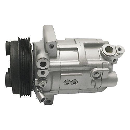 RYC Remanufactured AC Compressor and A/C Clutch EG543