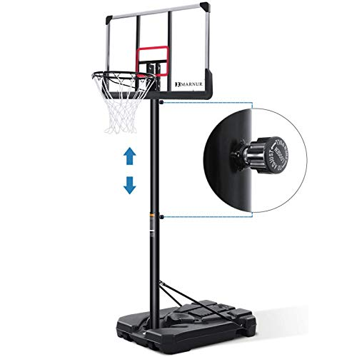 MARNUR Basketball Hoop Basketbal...