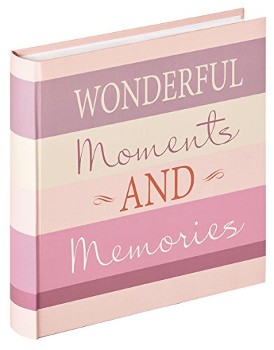 walther design FA-336-W Buchalbum Moments, Design Wonderful, 30x30 cm