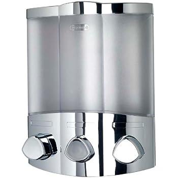 Dispenser sapone Euro Duo wei/ß Croydex