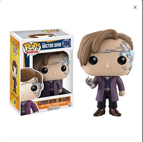 No Modelo Yuanzu Funko Pop! 356 Doctor Who Doctor Q versión figurita Hecha a Mano