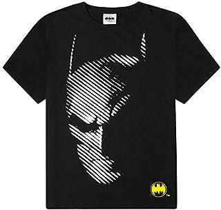 Camiseta oficial de algodón Batman Character para hombre
