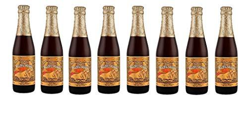 8 Flaschen Lindemans Pecheresse a 250ml 2,5% Vol. mit Pfirsichsaft inc. 0.48€ MEHRWEG Pfand