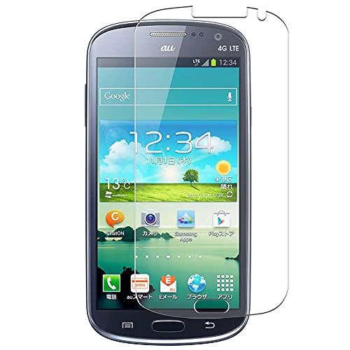Vaxson 4-Pack TPU Pellicola Protettiva, compatibile con Samsung au GALAXY SIII Progre SCL21 s3, Screen Protector Film [Non Vetro Temperato Cover Custodia ]