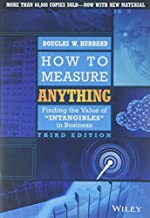 [How to Measure Anything: Finding the Value of Intangibles in Business] [By: Hubbard, Douglas W.] [March, 2014]