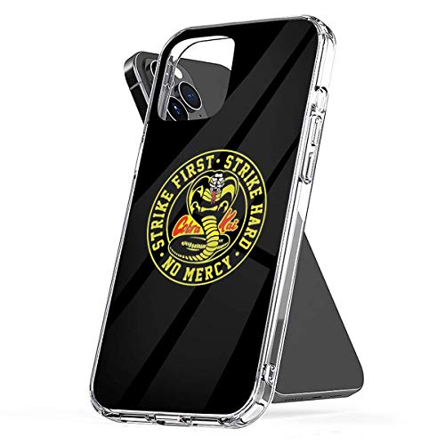 Phone Case Cobra Kai 3 Compatible with iPhone 6 6s 7 8 X XS XR 11 Pro Max SE 2020 Samsung Galaxy Charm Shockproof Drop