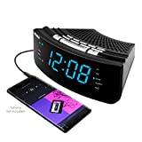 Best Clock Radio With Presets - Nelsonic AM/FM Clock Radio – Built in Aux Review