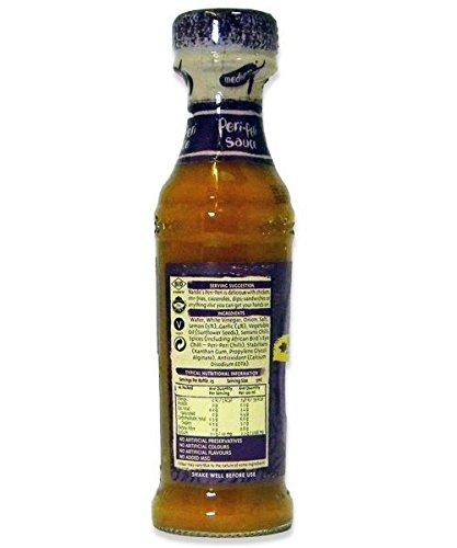 Nando's Peri-Peri - Knoblauch-Sauce - 2 x 125 ml