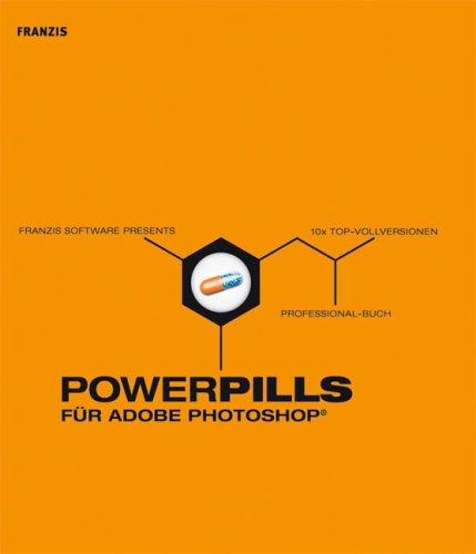 PowerPills für Photoshop, 12 CD-ROMs u. 2 Bücher