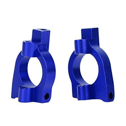 LIZONGFQ Soporte de buje Delantero L / R Soporte de buje Delantero de aleación de Aluminio, para Accesorio de automóvil (10924NB Azul Oscuro) ( Color : 10924NB Dark Blue )