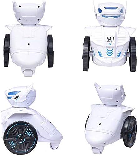 Roboter-Spielzeug-Kinder hshe Rc 2.4G Armbanduhr, Fernsteuerungsroboter Mit Schwerkraftsensor Mit Led, Geschenk Spielzeug Kid , Diy Roboter