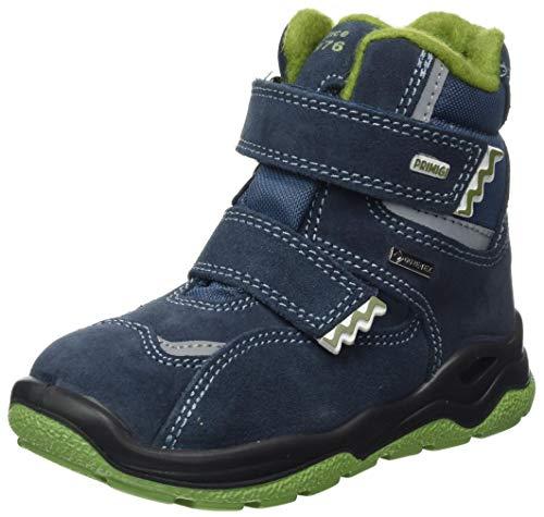 PRIMIGI Baby Jungen PGYGT 63625 First Walker Shoe, Navy/AVIO,29 EU