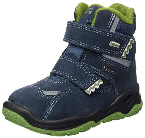 PRIMIGI Baby Jungen PGYGT 63625 First Walker Shoe, Navy/AVIO,23 EU