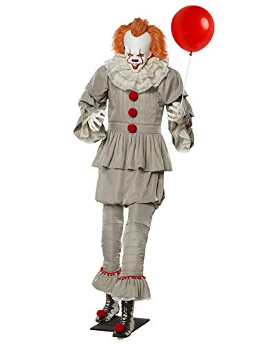 Spirit Halloween 6.5 Ft Pennywise Animatronic   Officially Licensed