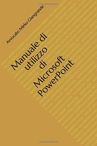 Manuale di utilizzo di Microsoft PowerPoint