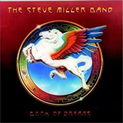 Steve Miller Band - Book of Dreams album on BoomerSwag!