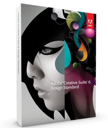 Adobe Creative Suite 6 Design Standard [import anglais]