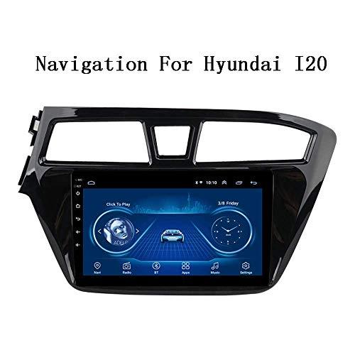WY-CAR 9 Zoll Android 8.1 Auto GPS Navigation Radio Für Hyundai I20 2015-2018 Auto DVD Player, Navigationssysteme Für Auto, Fahrzeug GPS Navigation Für Auto, Für Autonavigationssystem