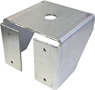 Pro Trucker Pickup Aluminum Truck Box Mount 1/2 INCH Hole for CB Radio Antenna
