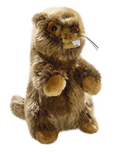 Carl Dick Peluche - Marmota con la Voz (Canto a la Tirolesa), Felpa, 17cm [Juguete] 1770
