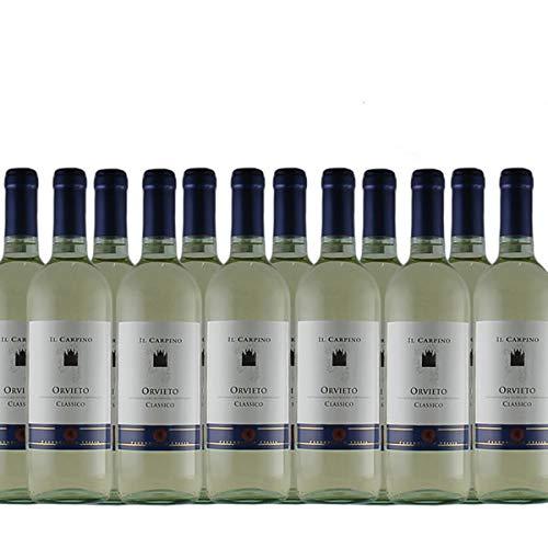 Weißwein Italien Orvieto Classico IL CARPINO trocken (12x0,75l)