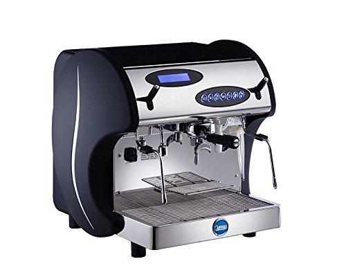 Carimali Espressomaschine Kicco 1-gruppig, Siebträger inkl. CF Espresso