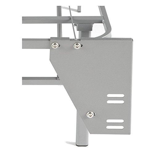 Mantua Premium Platform Bed Base Brackets for Headboards and Footboards