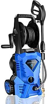 Wholesun 2.4GPM 1600W Electric Power Washer