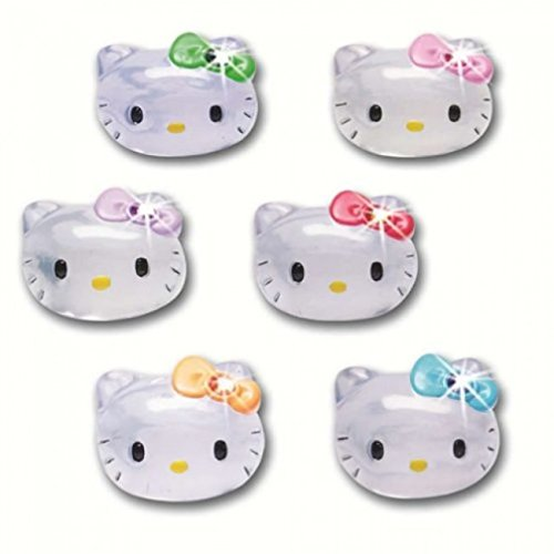 Pocket Money T8815EU - Hello Kitty Glitzerringe