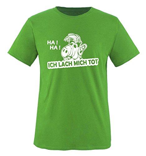 ALF-iCH Mich tOT-Fou t-Shirt pour Enfant Taille de 86 à 164 Plusieurs Couleurs