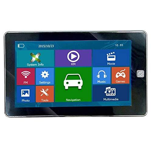 cellys GPS Tablet Multimedia Capacidad de Almacenamiento–8G, Dimensions de l Pantalla–7Pulgadas