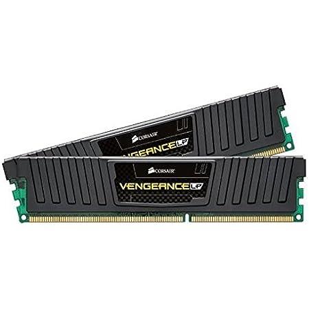 Corsair CML16GX3M2A1866C10 Vengeance LP 16GB (2 x 8GB) DDR3 1866 MHZ (PC3 15000) Desktop Memory 1.5V