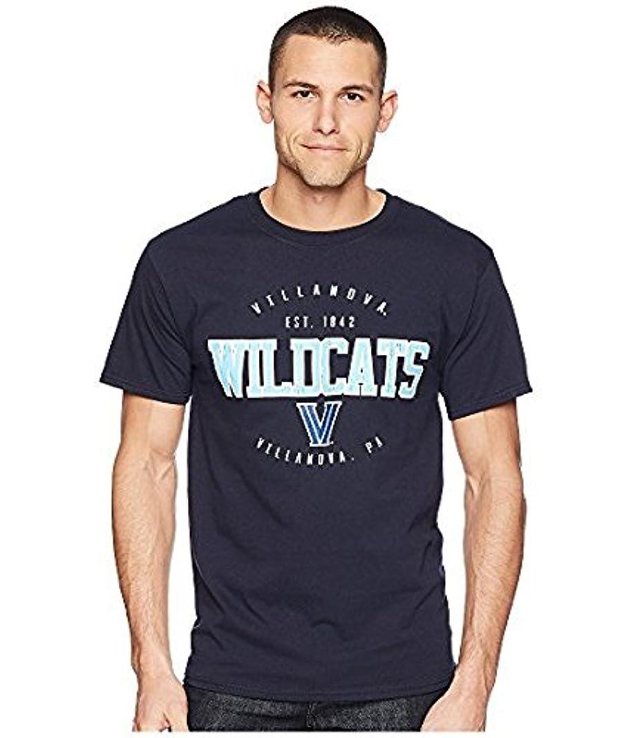 推定する地味な騒乱チャンピオンカレッジ Champion College メンズ トップス シャツ ブラウス Navy Villanova Wildcats Jersey Tee 2 [並行輸入品]