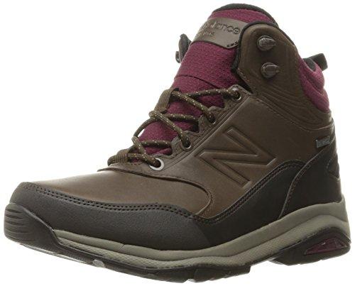 New Balance Women's WW1400v1 Walking Shoe, Dark Brown, 5 2A US