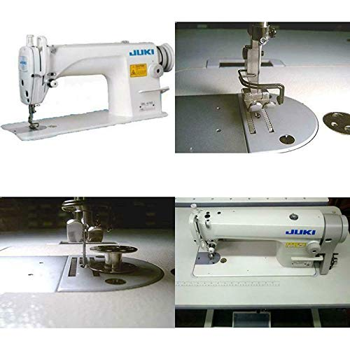 Juki Heavy Material Industrial Straight Stitch Sewing Machine, Table & Servo Motor DIY